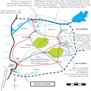 Amnesia Map